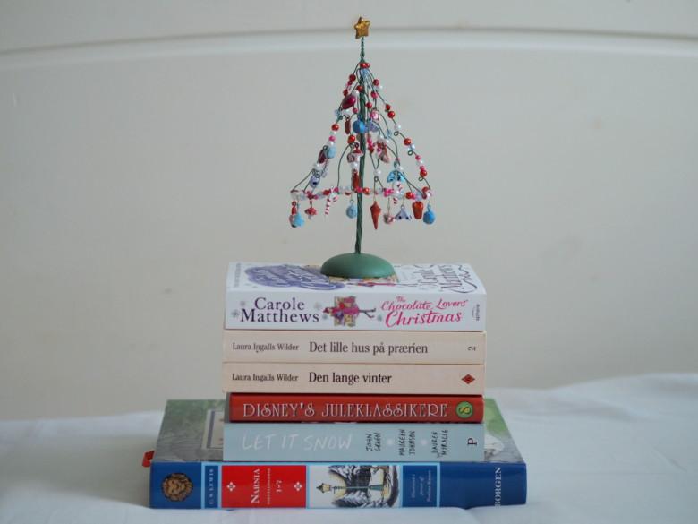 Bøger (og film) til juleferien