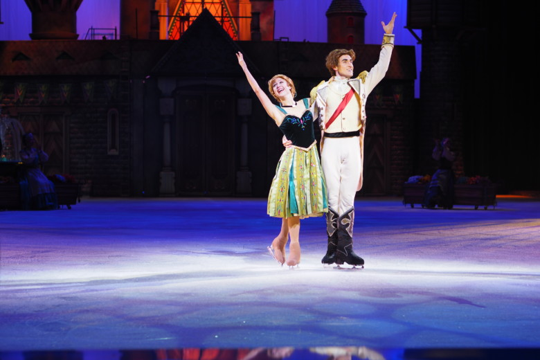 Anna og Hans - Disney On Ice