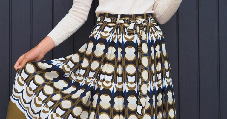 Dagens: Debut og selvtillids-nederdel