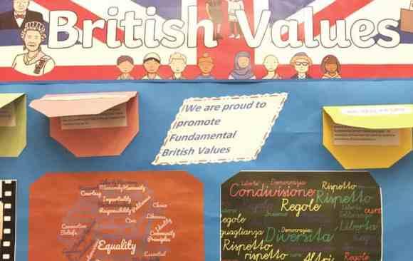I valori fondamentali britannici alla SIAL