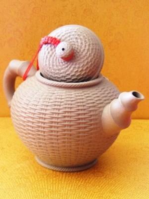 "Ton-Teekanne ""Simplicity"" im Siam Tee Shop"