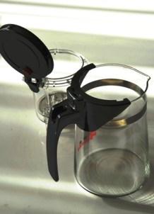 Mechanischer Teezubereiter für Tee, Eistee oder Kräuterinfusionen