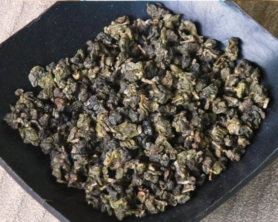 Jin Xuan (Oolong Nr. 12) Raureif-Oolong (Winterernte) aus Doi Mae Salong