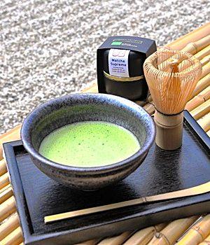 Matcha Supreme Japanisches Grüntee-Pulver