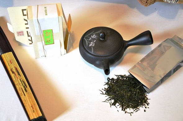 Fresh Shincha Yakushima from the spring harvest