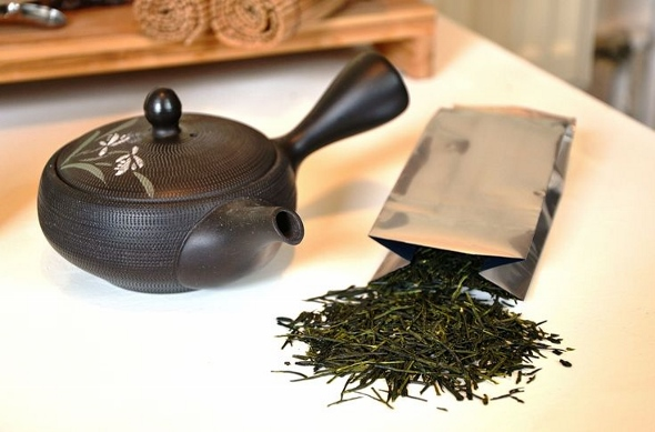 Fresh Shincha Yakushima from our Kagoshima producer partner
