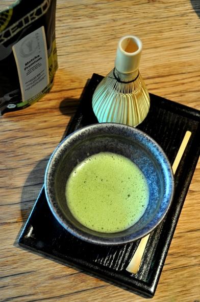 Kagoshima Matcha Tee Premium