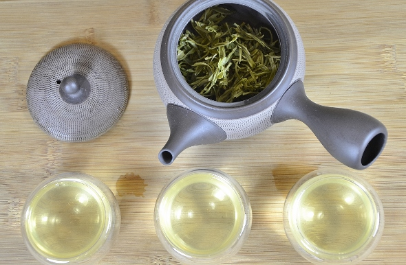 Zhejiang Imperial High Mountain Mao Feng Grüner Tee