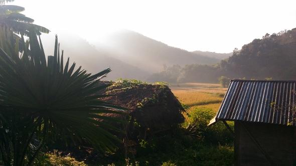 Idyllisches Xiengkhouang, Ost-Laos