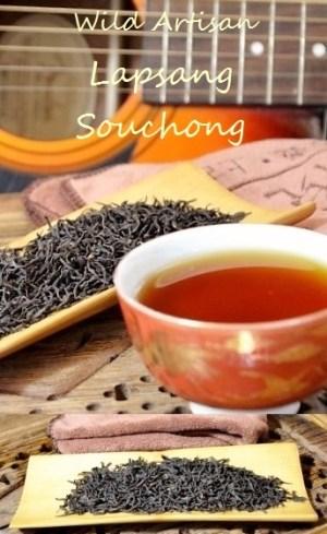 Wild Artisan Lapsang Souchong (ungeräuchert)