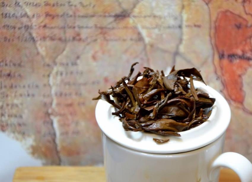 First Flush (spring picking) black tea from Latumony Assam tea garden