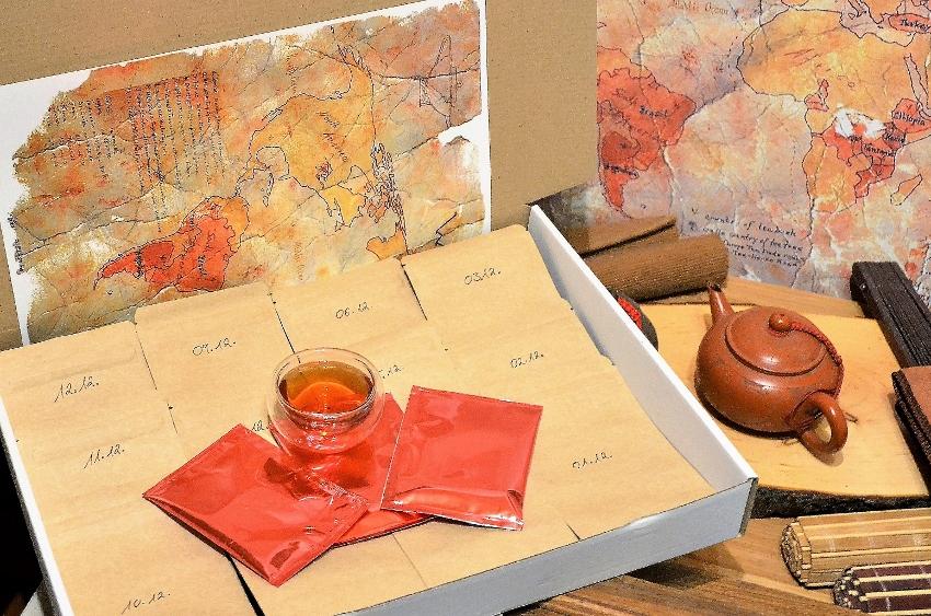 SiamTee Adventskalender-Box