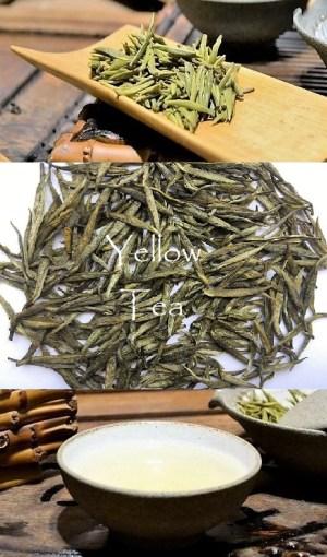 Gelber Tee - Kategopriebild