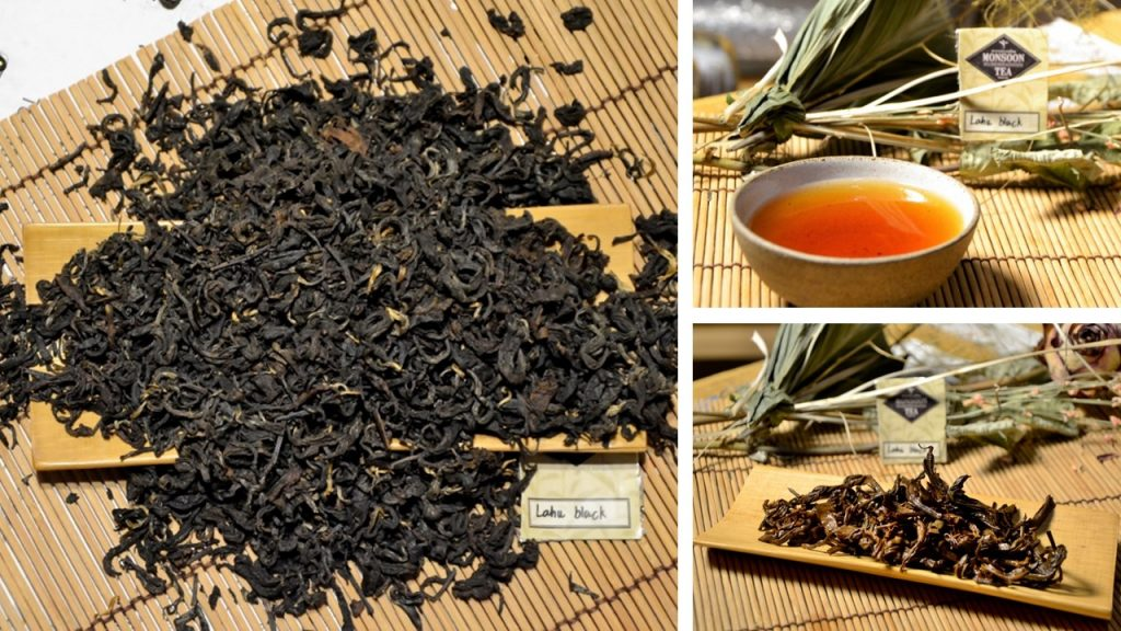 Lahu Black - forest-friendly black tea from northern Thailand