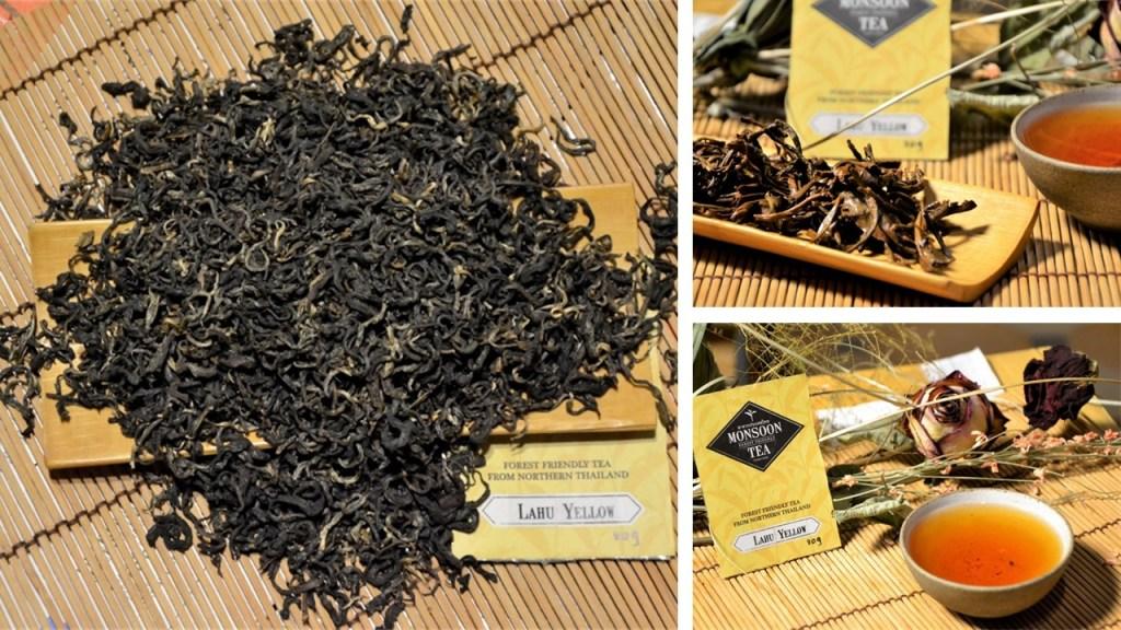 Lahu Yellow Gelber Tee aus wald- und klimafreundlichem Anbau in Nordthailand