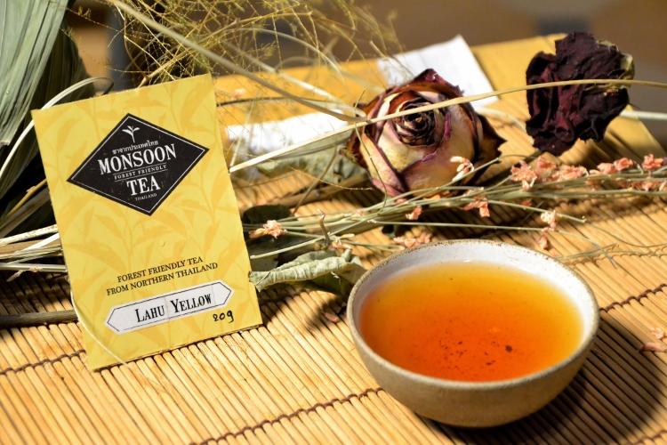 Lahu Yellow - Gelber Tee aus wald- und klimafreundlichem Anbau in Nordthailand