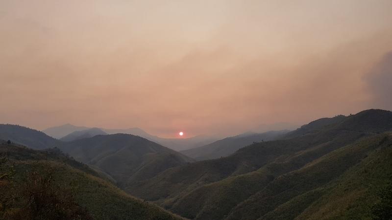 Xaysathan Sunset