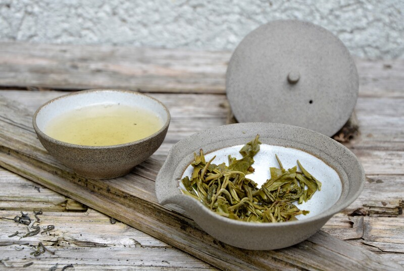 Tai Con Linh Jungle Green - wild green tea from the Tai Con Linh mountains, Ha Giang province, nothern Vietnam