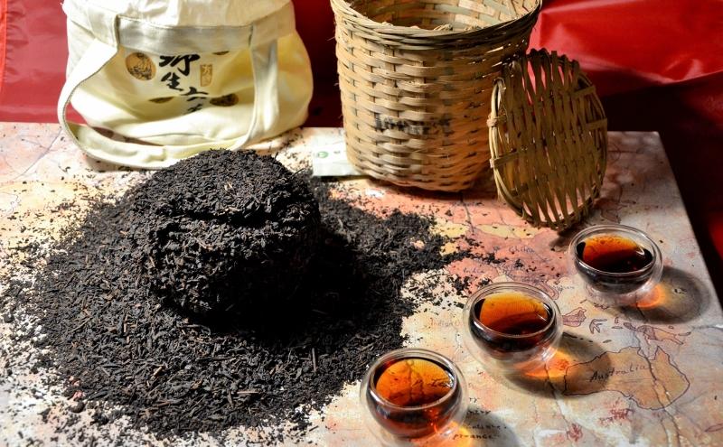 Liu Bao Dark Tea - Guangxi Hei Cha
