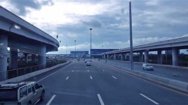 La nouvelle portion d'autoroute entre Chonburi et Pattaya ouvrira à partir du 5 janvier prochain