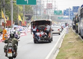 Les Routes Thaïlandaises sont les Plus Dangereuses au Monde