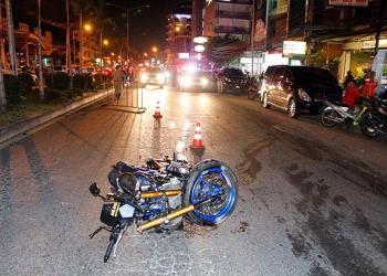 Pattaya : 3 morts dont 2 touristes dans un accident impliquant une moto de grosse cylindrée