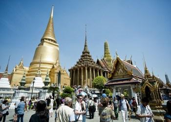 Thaïlande : 3,4 millions de touristes en mars 2018
