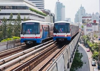 Bangkok : le BTS devrait tripler ses revenus avec l'expansion du réseau