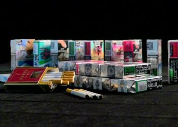 La consommation de cigarettes de contrebande a doublé en Thaïlande