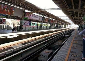 """Le BTS """"Green Line"""" prolongé entrera en service à la fin de l'année"""