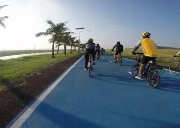 Suvarnabhumi : les pistes cyclables seront ouvertes tous les jours