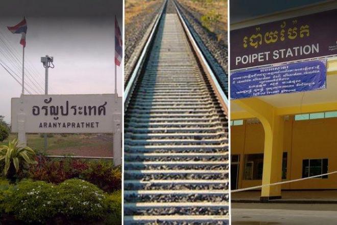 La Thaïlande et le Cambodge pourraient à nouveau être reliés par le train prochainement
