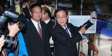 Bangkok : les passagers peuvent désormais payer les trajets en bus par code QR