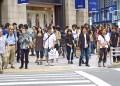 Le Japon abaisse l'âge de la majorité à 18 ans pour faire face à sa crise démographique