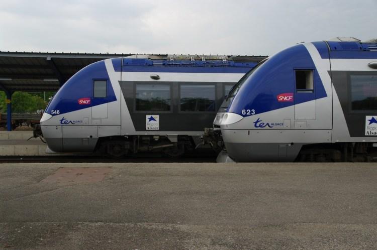 วุฒิสภาฝรั่งเศสโหวตเพื่อแก้ไขกฎหมายสมาคมรถไฟแห่งชาติ