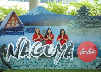 Thai AirAsia X étend son réseau au Japon avec la ligne Bangkok-Nagoya