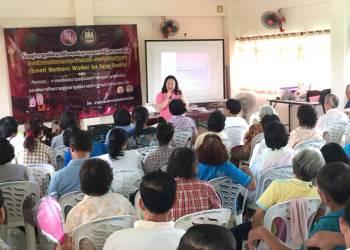 La province de Chiang Mai encourage le travail des seniors