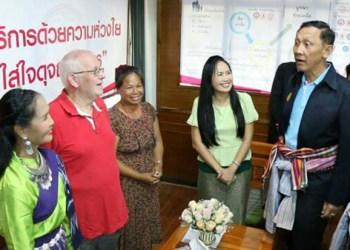 """Khon Kaen : ouverture d'un """"centre de formation"""" pour les femmes thaïes qui envisagent de se marier avec un étranger"""