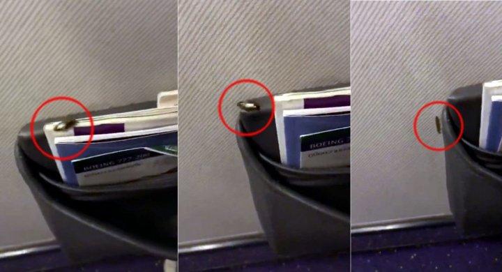 La compagnie Thai Airways a publié un communiqué pour s'excuser après la présence d'un cafard sur l'un de ses vols