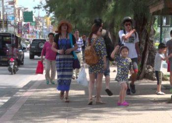 Chiang Mai : les arrivées de touristes chinois divisées par deux