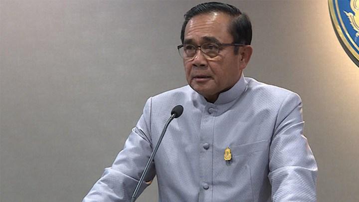 Le Premier Ministre thaïlandais Prayut Chan-o-cha a indiqué que l'interdiction des activités politiques pourrait être levée d'ici le mois de décembre