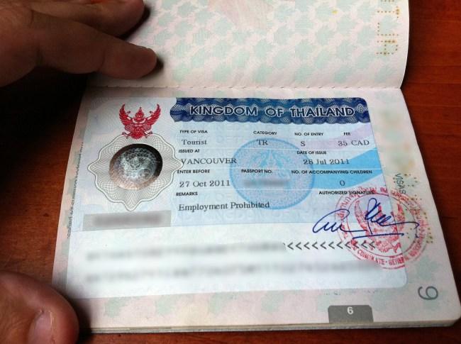 Un ancien consul honoraire a été arrêté à Phuket pour avoir falsifié des visas et documents d'immigration