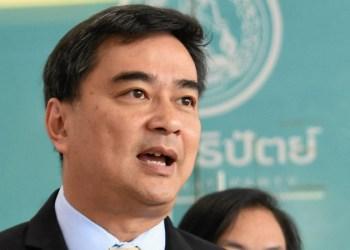 Abhisit Vejjajiva élu à la tête du Parti démocrate thaïlandais