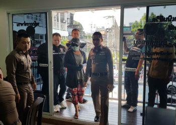 Pattaya : une femme arrêtée pour avoir drogué et volé un Italien