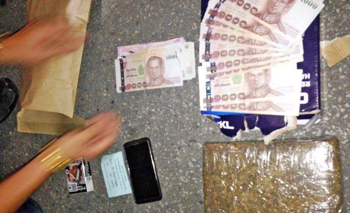Un homme a été arrêté en Thaïlande pour avoir proposé du cannabis à la vente du YouTube