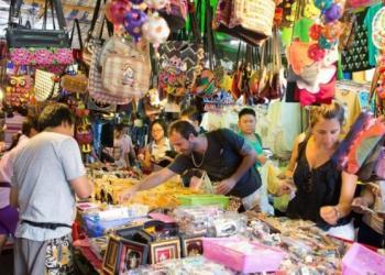 La Thaïlande est le pays d'Asie où les touristes étrangers dépensent le plus