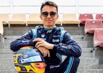 Formule 1 : la nouvelle star thaïlandaise prête pour sa première saison