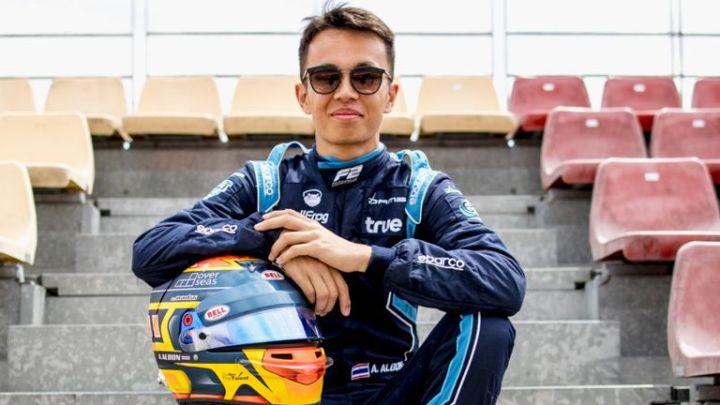 Alexander Albon deviendra le deuxième pilote thaïlandais de l'histoire de la Formule 1
