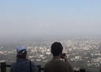 Pollution de l'air en Thaïlande : Chiang Mai également touchée