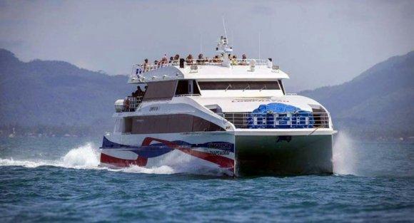 Tempête Pabuk : les ferries pour Samui et Pha Ngan annulés jusqu'à samedi